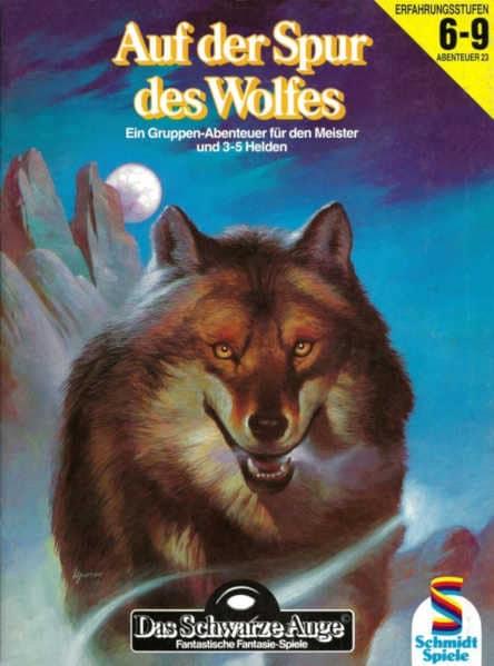 Auf der Spur des Wolfes DSA Abenteuer A23
