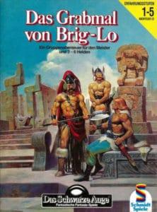 Das Grabmal von Brig-Lo DSA Abenteuer A22