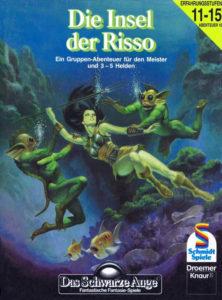 Die Insel der Risso DSA Abenteuer A15