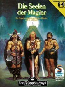 Die Seelen der Magier DSA Abenteuer A10