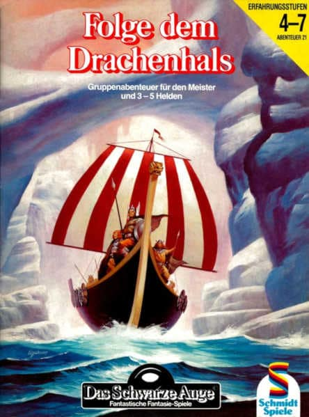 Folge dem Drachenhals DSA Abenteuer A21