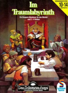 Im Traumlabyrinth DSA Abenteuer A20