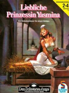 Liebliche Prinzessin Yasmina DSA Abenteuer A16