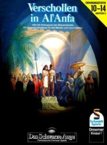 Verschollen in Al'Anfa DSA Abenteuer A5