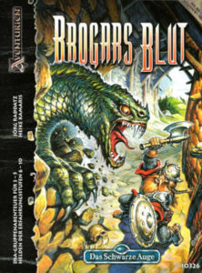 Brogars Blut DSA Abenteuer A83