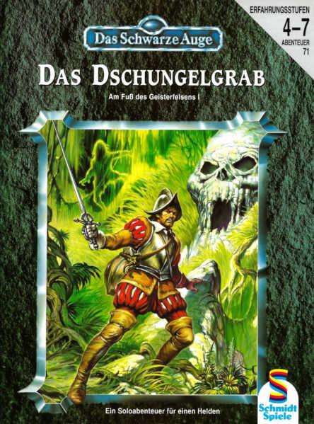 Das Dschungelgrab DSA Abenteuer A71