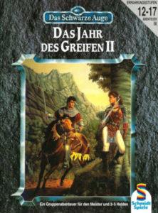 Das Jahr des Greifen II DSA Abenteuer A56