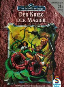 Der Krieg der Magier DSA Abenteuer A43