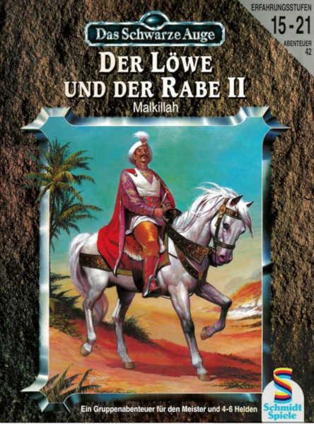 Der Löwe und der Rabe II - Abenteuer A42