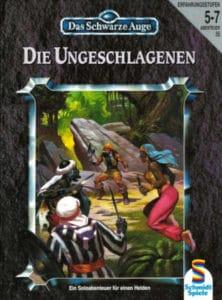 Die Ungeschlagenen DSA Abenteuer A55