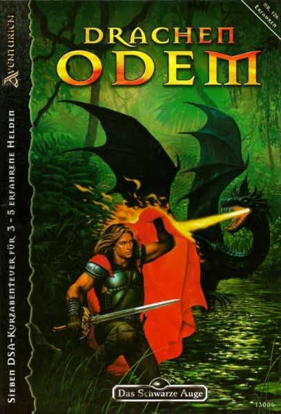 Drachenodem DSA Abenteuer A126