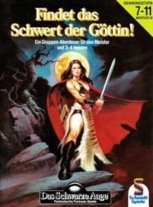 Findet das Schwert der Göttin! DSA Abenteuer A28