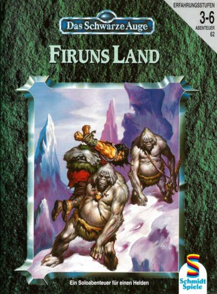 Firuns Land DSA Abenteuer A62