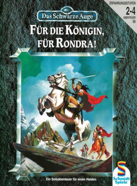 Für die Königin, für Rondra! DSA Abenteuer A59