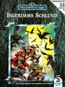 Ingerimms Schlund DSA Abenteuer A66