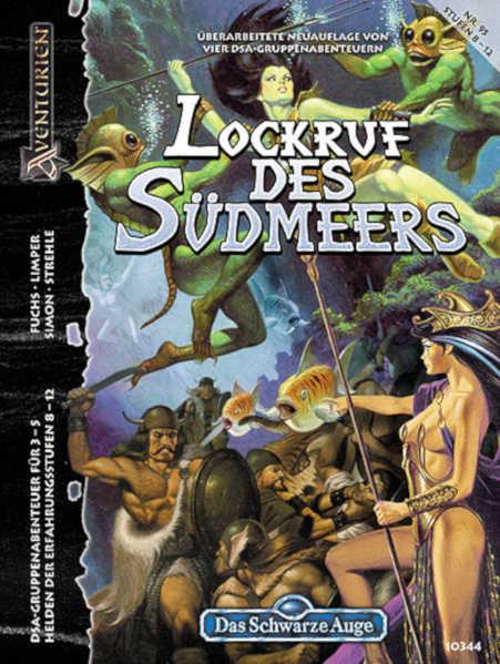 Lockruf des Südmeers DSA Abenteuer A95