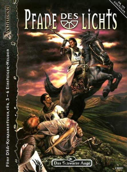 Pfade des Lichts DSA Abenteuer A123