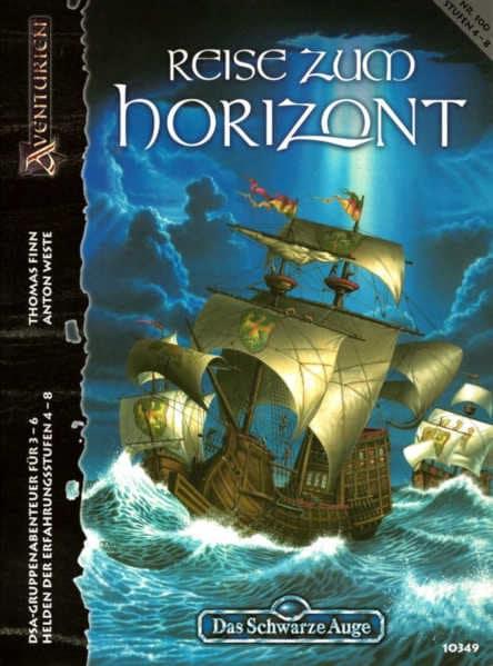 Reise zum Horizont DSA Abenteuer A100