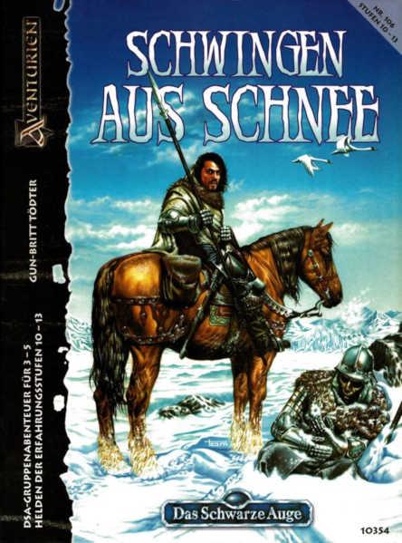 Schwingen aus Schnee DSA Abenteuer A106