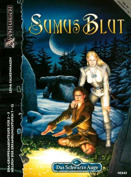 Sumus Blut DSA Abenteuer A94
