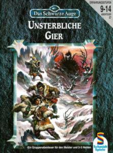 Unsterbliche Gier DSA Abenteuer A57