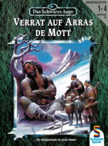 Verrat aus Arras de Mott DSA Abenteuer A40