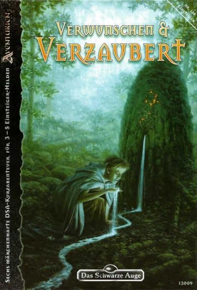 Verwunschen & Verzaubert DSA Abenteuer A130