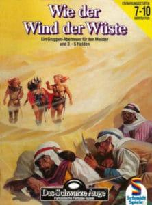 Wie der Wind der Wüste DSA Abenteuer A26