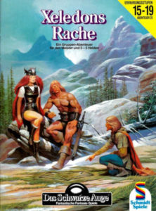 Xeledons Rache DSA Abenteuer A25