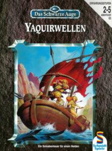 Yaquirwellen DSA Abenteuer A63