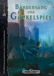 Bardensang und Gaukelspiel DSA Abenteuer A163