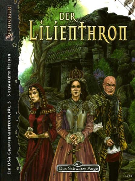 Der Lilienthron DSA Abenteuer A178