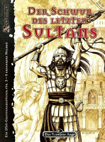 Der Schwur des letzten Sultans DSA Abenteuer A138