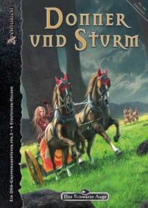 Donner und Sturm DSA Abenteuer A169