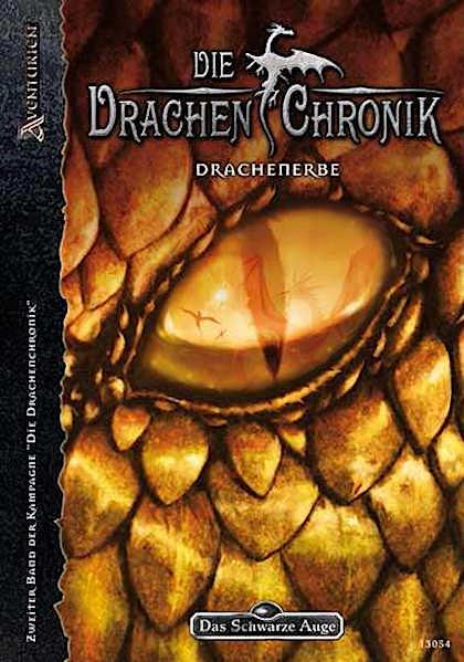 Drachenerbe DSA Abenteuer A172