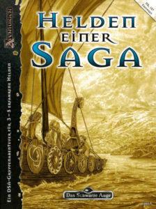 Helden einer Saga DSA Abenteuer A157