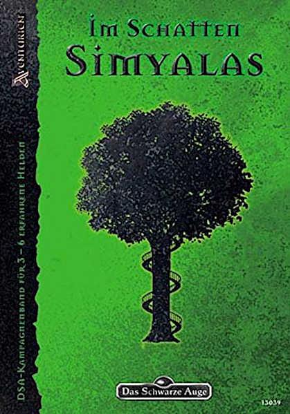 Im Schatten Simyalas DSA Abenteuer A150