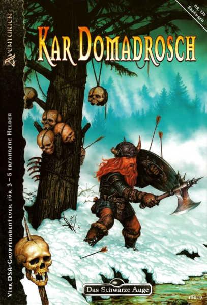Kar Domadrosch DSA Abenteuer A139