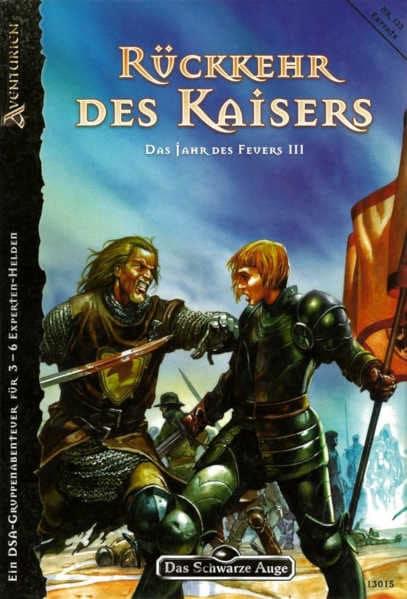 Rückkehr des Kaisers DSA Abenteuer A133