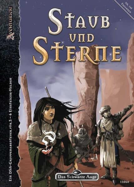 Staub und Sterne DSA Abenteuer A168