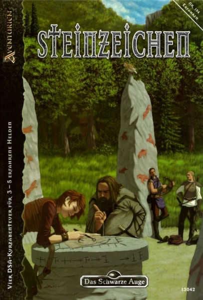 Steinzeichen DSA Abenteuer A154
