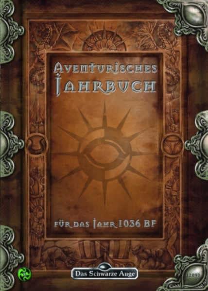 Aventurisches Jahrbuch für das Jahr 1036 BF