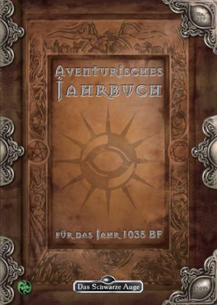 Aventurisches Jahrbuch für das Jahr 1035 BF DSA Abenteuer A200