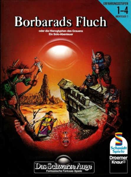 Borbarads Fluch DSA Abenteuer B7