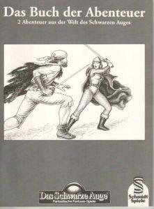 Das Buch der Abenteuer DSA Abenteuer