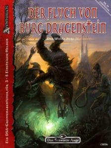 Der Fluch von Burg Dragenstein DSA Abenteuer E6