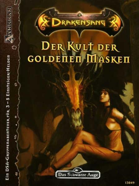 Der Kult der goldenen Masken DSA Abenteuer D1