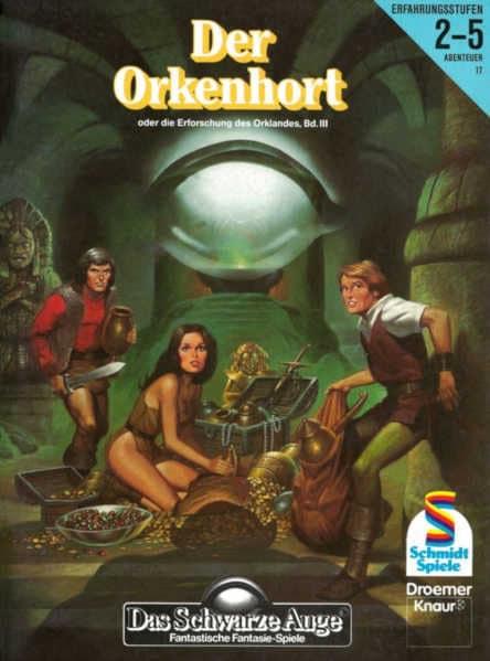 Der Orkenhort DSA Abenteuer B17
