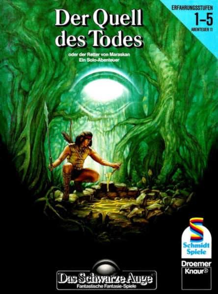 Wald der Gräber DSA Abenteuer A111