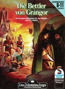 Die Bettler von Grangor DSA Abenteuer B23